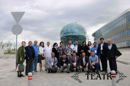 Қозоғистон Республикаси Астана